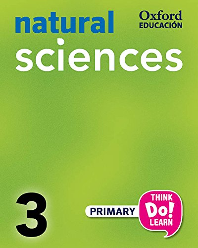 9788467383997: (14).THINK NATURAL SCIENCE 3º.PRIM.PACK.(LIBRO+CD)