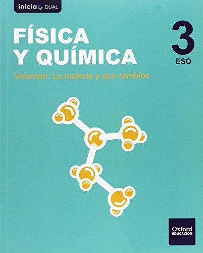 9788467386974: Inicia Física y Química Serie Diodo 3.º ESO. Libro del alumno