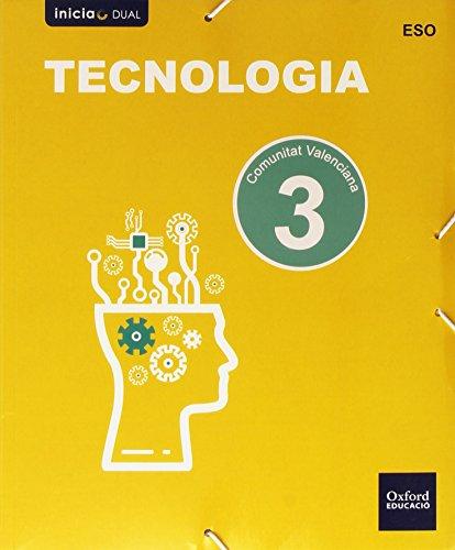 Inicia Dual Tecnologia 3r ESO. Llibre de l alumne (Paperback) - Varios Autores