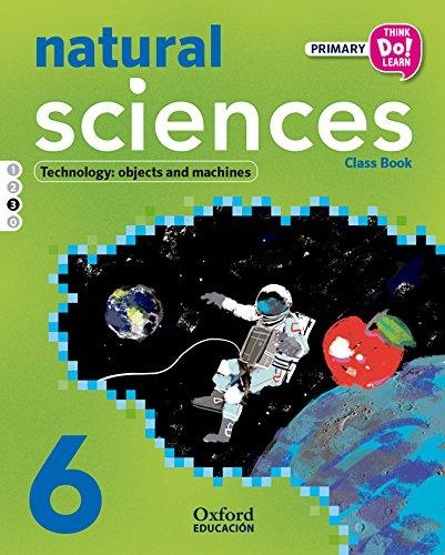 9788467392111: (15).THINK NATURAL SCIENCE MOD.3 6ºPRIM.LIBRO MODULO