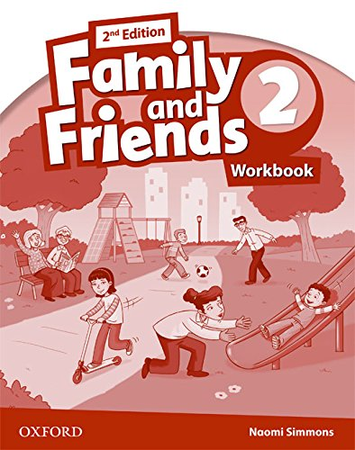 9788467393491: Family and Friends 2 Activity Book Exam Power Pack 2nd Edition (Family And Friends 2Ed)
