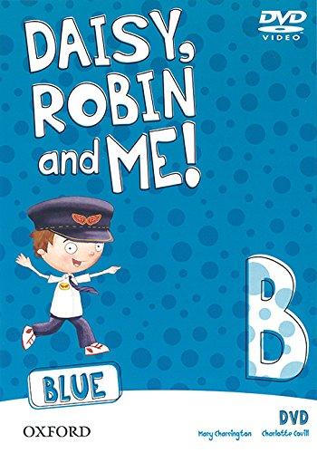9788467393620: Daisy robin & me b blue (5 años). dvd