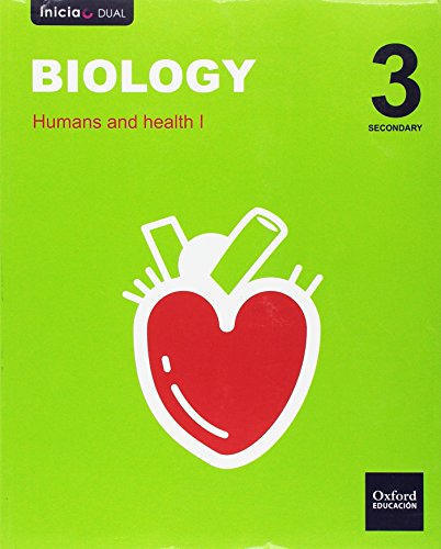 9788467394191: Eso 3º: Biology Human and Health I (Inicia Dual)