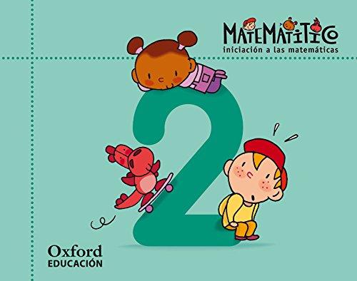 9788467395549: Matematitico. Iniciación a las matemáticas. Cuaderno 2 (Matematítico)