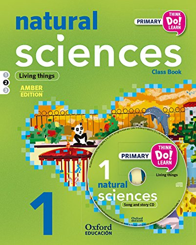 9788467396263: Think Do Learn Natural Science 1st Primary. Student's Book + CD + Stories Module 2 Ambar - 9788467396263