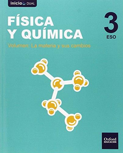 9788467398304: Inicia Dual Física y Química Serie Led. 3.º ESO. . Libro del Alumno