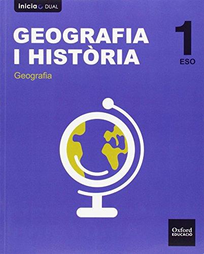 9788467398755: Inicia Dual Geografía E Historia. Libro Del Alumno Valenciano - 1º ESO - 9788467398755