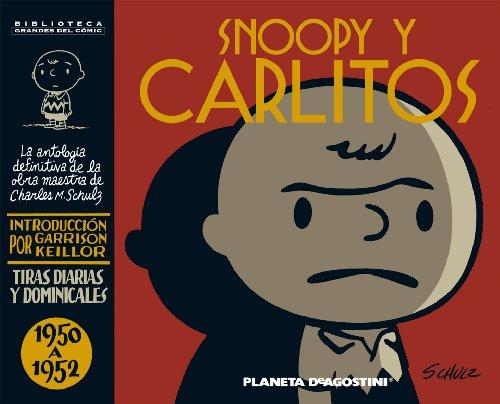 SNOOPY Y CARLITOS, 1950 A 1952: CHARLES M. SCHULZ