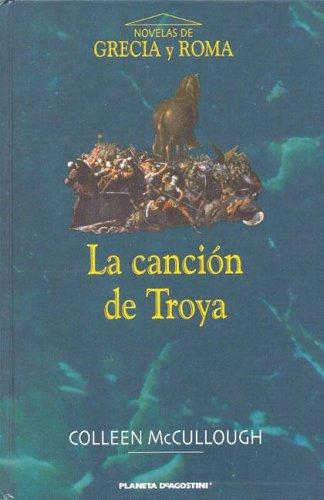 9788467404944: La Cancion de Troya (Spanish Edition)