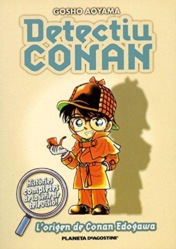 9788467411065: Detectiu Conan nº 01/08 L'Origen: L'Origen de Conan Edogawa