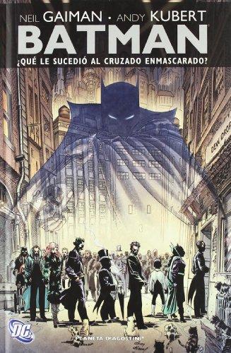 9788467411522: BATMAN : CRUZADO ENMASCARADO (DC Cómics)