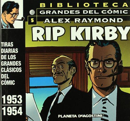 9788467412185: Rip Kirby Nº5/12: 1953-1954 Muerte Pagan