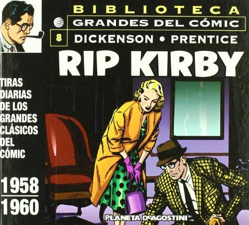 9788467412215: 4hn3: rip Kirby nº 8: Momia Robada (Biblioteca Grandes del Comic)