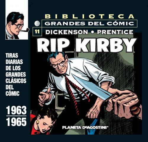 9788467412246: Rip Kirby 1963-1965 nº 11/12