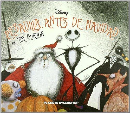 Pesadilla antes de Navidad (8467412992) by Tim Burton