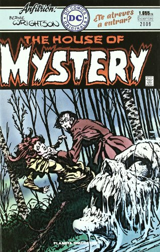 House of mistery 1 (Universo DC) (9788467413014) by Bernie Wrightson