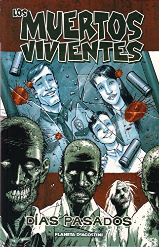 9788467414172: Los Muertos Vivientes nº 1