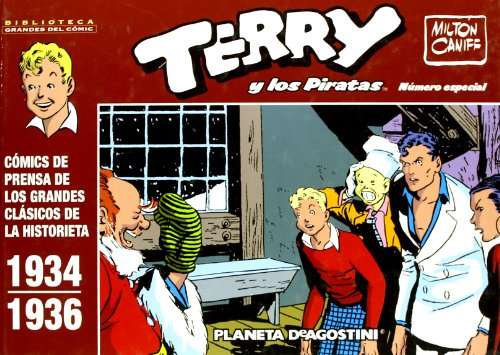 9788467415797: Biblioteca Grandes del Comic: Terry y los piratas Especial