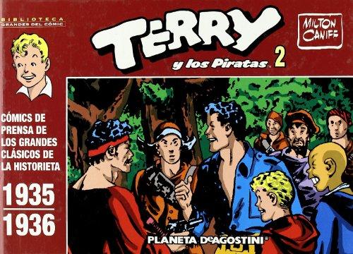 9788467415827: BGC TERRY Y LOS PIRATAS Nº 2: 1935-1936