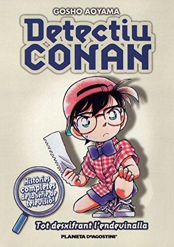 9788467416411: Detectiu Conan nº 04/08 Tot desxifrant l'endivinalla