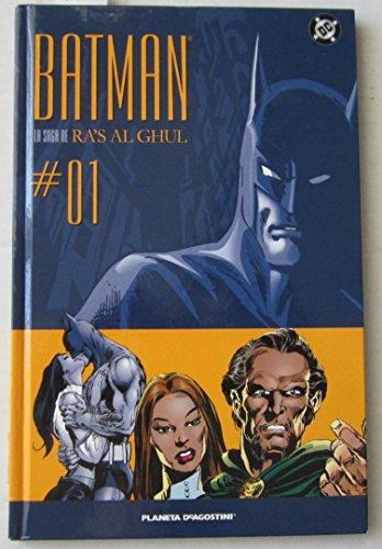 9788467416817: Batman: La saga de Ra's Al Ghul, Volumen 1 (de 12)