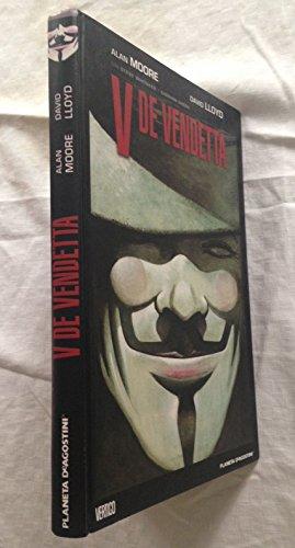 9788467420920: V De Vendetta