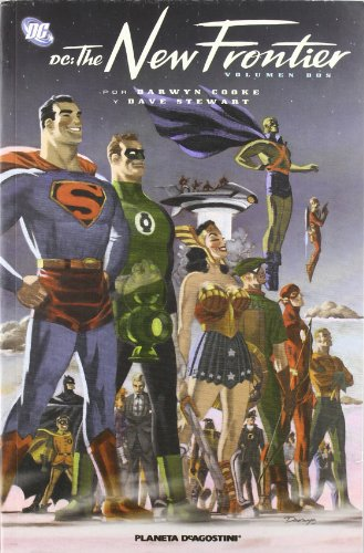 9788467421668: DC: THE NEW FRONTIER Nº 2/2(9788467421668)