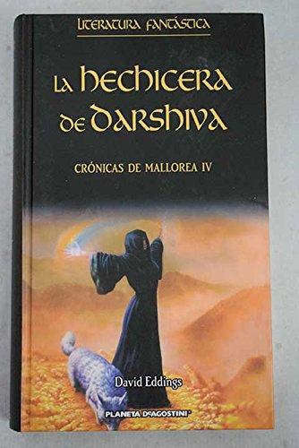 9788467429787: Crónicas De Mallorea IV. La Hechicera De Darshiva