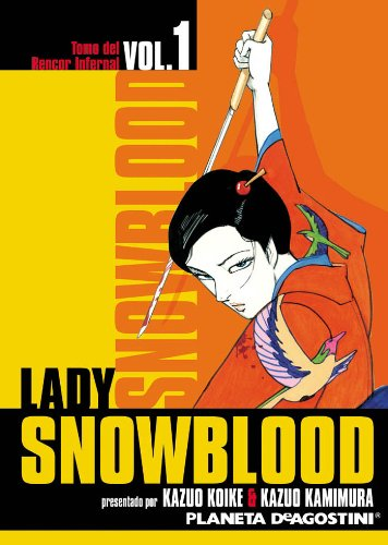 Lady Snowblood Nº01: Koike, Kazuo