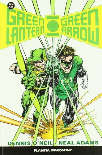 9788467434736: Absolute Green Lantern/green Arrow
