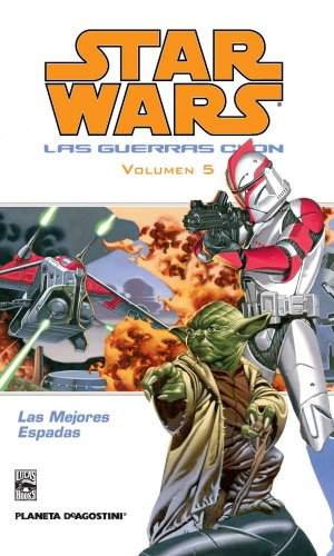 9788467438383: Star Wars Las guerras clon nº 05/09: Las mejores espadas (STAR WARS GUERRAS CLON)