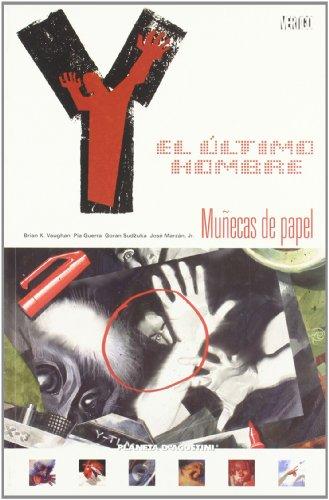 9788467438550: Y, EL ULTIMO HOMBRE Nº4 (Y EL ÚLTIMO HOMBRE)