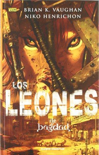 9788467441963: LEONES DE BAGDAG, LOS