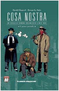 9788467441994: Cosa Nostra: 1