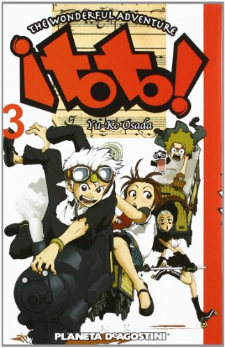9788467443042: ?Toto!: The Wonderful Adventure N? 3
