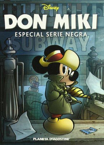 9788467443158: Don miki: serie negra nº 1
