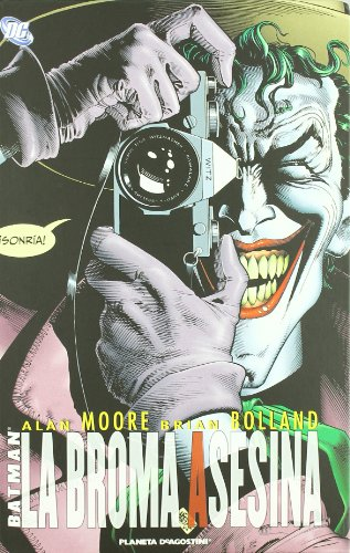ABSOLUTE BATMAN:BROMA ASESINA (DC Cómics) (9788467443301) by Moore, Alan; Bolland, Brian