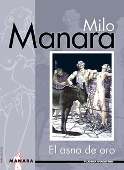 9788467444001: Biblioteca manara - el asno de oro