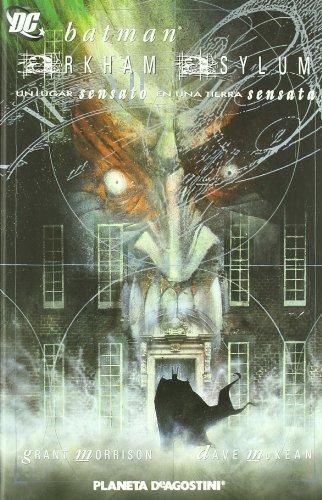 9788467444520: BATMAN: ARKHAM ASYLUM (Spanish Edition)