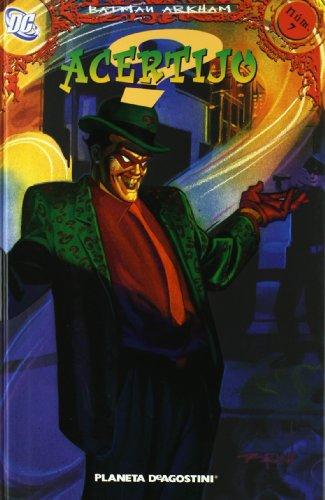 9788467444933: Batman Arkham nº 07: Acertijo (DC Cómics)
