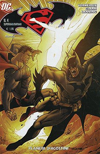 9788467446623: Libri - Superman / Batman II Serie #04 (1 BOOKS)