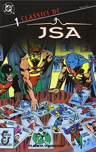 Classici DC 1: JSA: aa.vv.