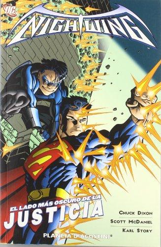 9788467449075: NIGHTWING Nº 04: EL LADO MÁS OSCURO DE LA JUSTICIA (DC Cómics)