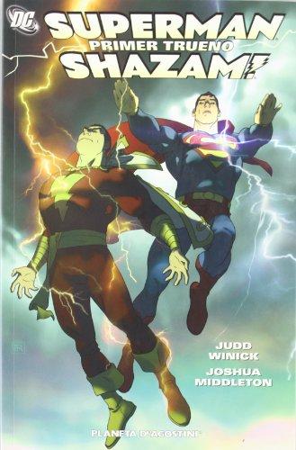 9788467450019: SUPERMAN/SHAZAM: PRIMER TRUENO