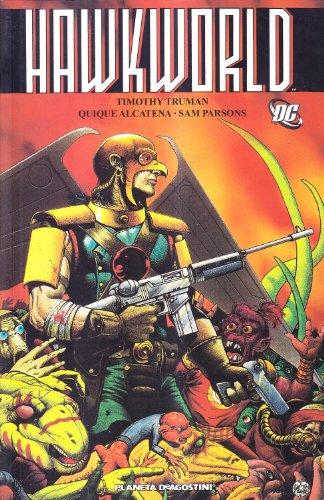 9788467450057: Hawkworld (DC Comics)