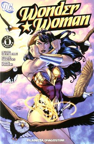 9788467450613: Wonder woman: un año después