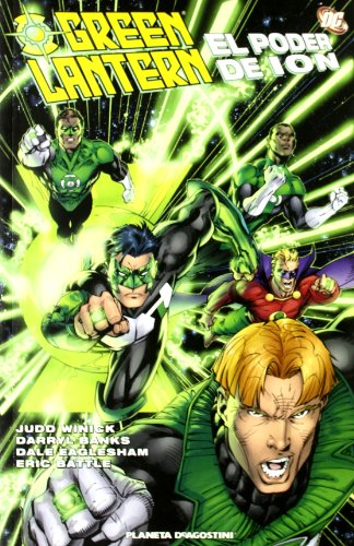 9788467450620: Green Lantern: el poder de Ión