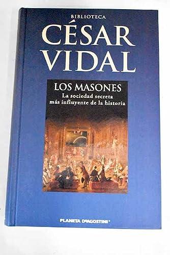 9788467452945: Los Masones