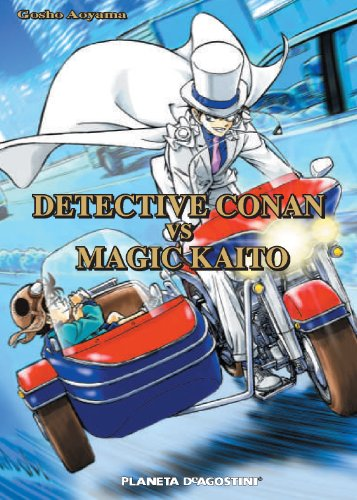 9788467453409: Detective Conan vs Magic Kaito (Manga Shonen)