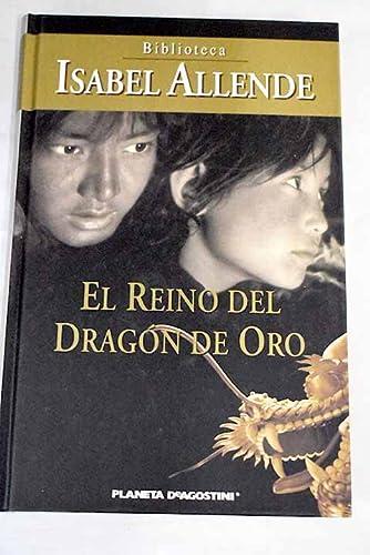 9788467454642: El reino del Dragón de Oro